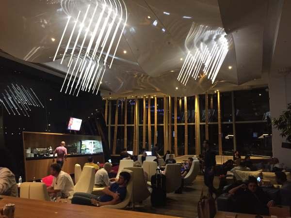 LGM Lounge in Istanbul Sabiha-Gökcen SAW