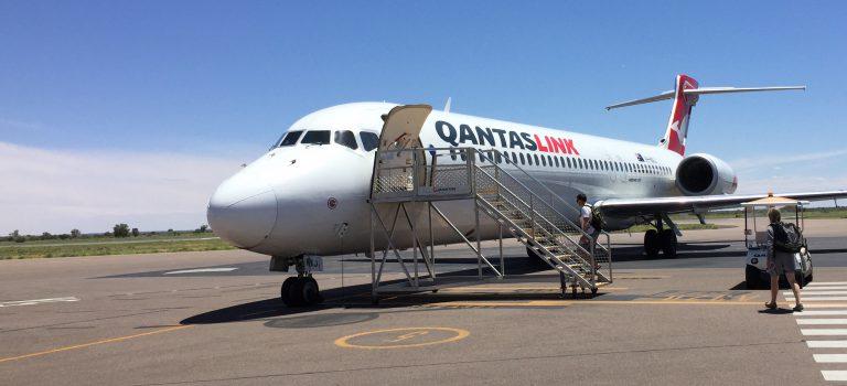 Lounge-Review: Qantas Club Alice Springs