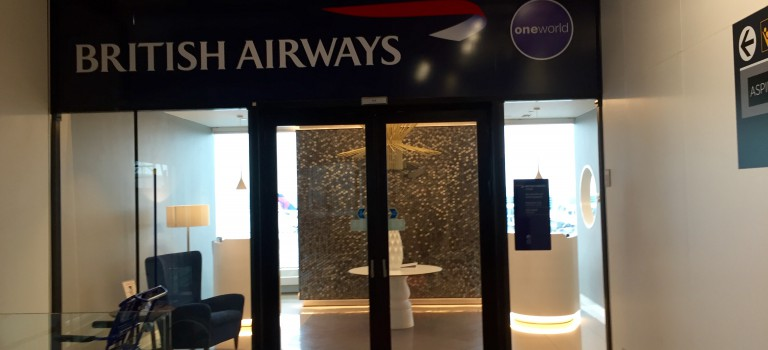Lounge-Review: British Airways Lounge 40 Amsterdam