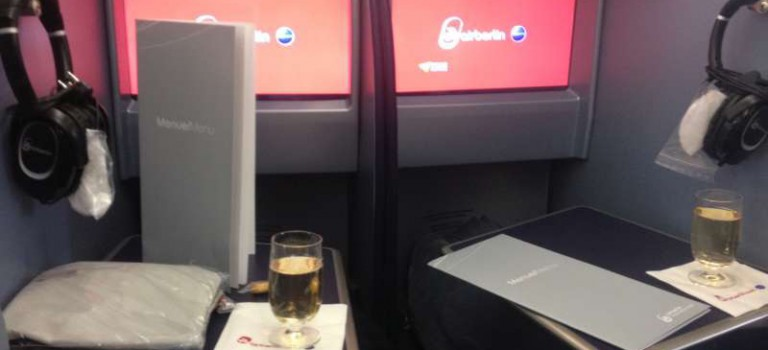 Business Class Upgrade: Airberlin Topbonus-Meilen sinnvoll einsetzen
