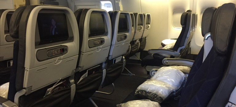 Flight-Review: American Airlines Economy Class Los Angeles – London