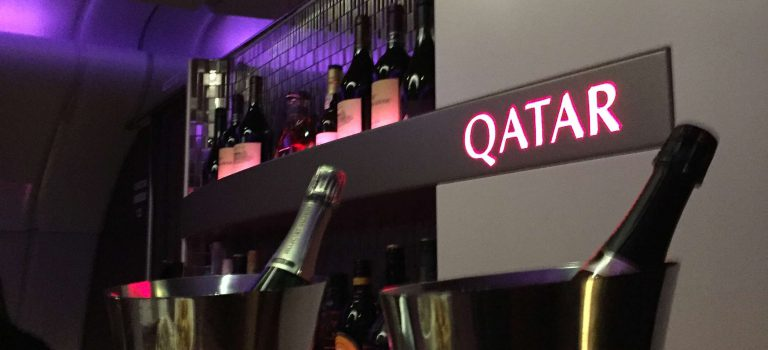 Flight-Review: Qatar Airways First Class Bangkok – Doha