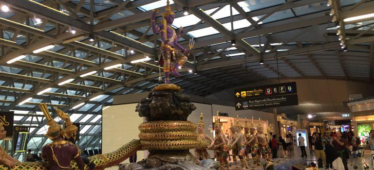 Kurztrip nach Bangkok – Teil 7: Taxi nach Abu Dhabi