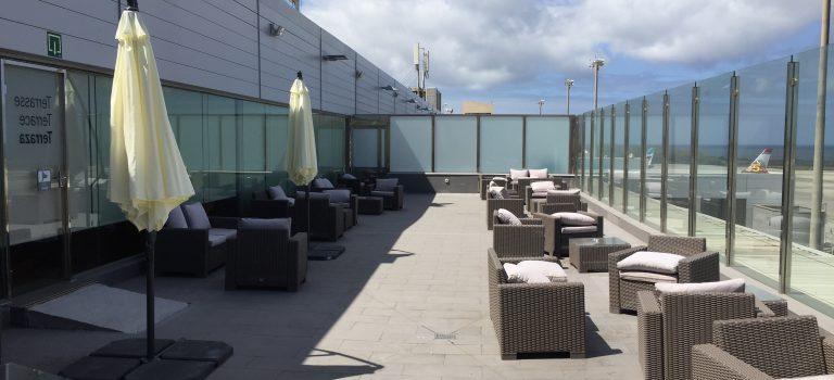 Lounge-Review: Sala Galdos Las Palmas Gran Canaria