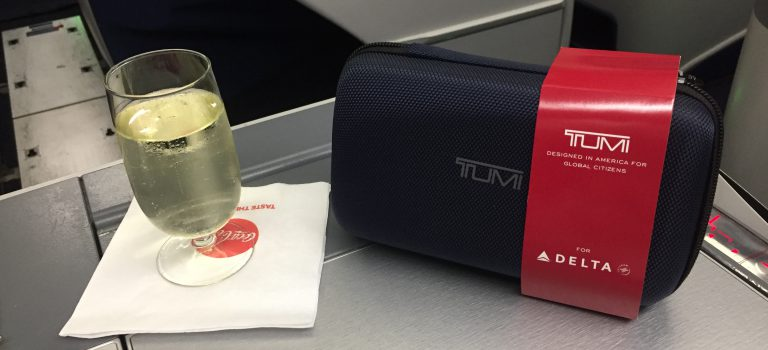 Flight-Review: Delta One Business Class Flug von Salt Lake City nach London-Heathrow