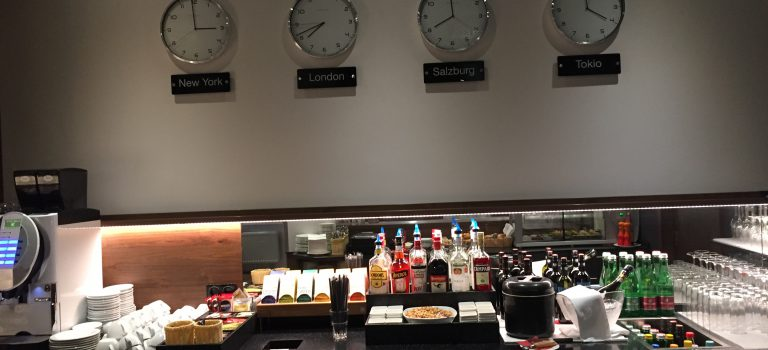 Lounge-Review: Business Lounge Salzburg