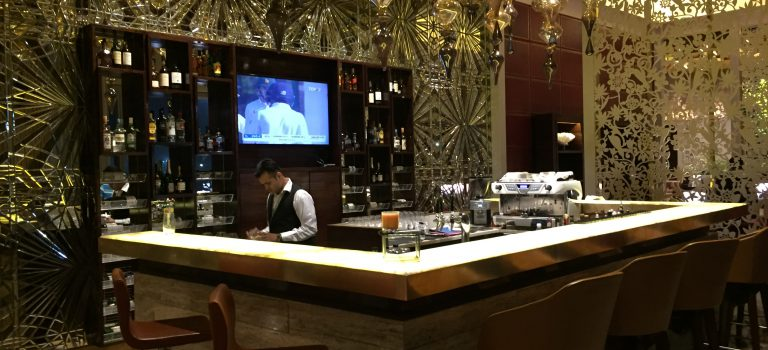 Lounge-Review: GVK Lounge Mumbai International