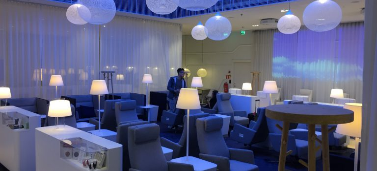Lounge-Review: Finnair Premium Lounge Helsinki (non-Schengen)