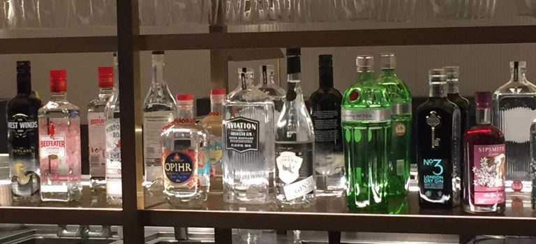 Lounge-Review: The Qantas Lounge London – Für einen Gin oder auch zwei…