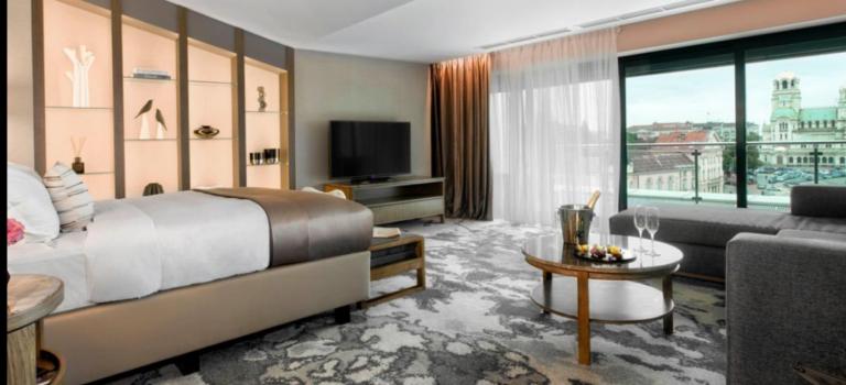 Intercontinental Sofia: So macht die Vorbereitung auf einen Hotel-Stay Spaß