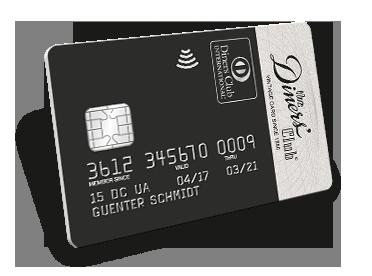 Ein Jahr lang kostenlos Lounge-Zugang mit der Diners Club Kreditkarte
