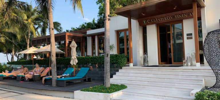 Lounge-Review: Club Intercontinental Hua Hin