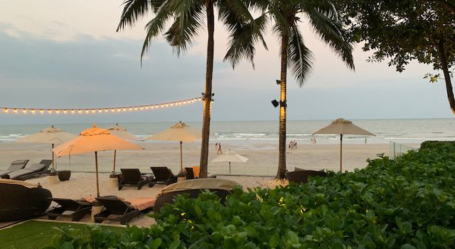 Hotel-Review: Intercontinental Hua Hin Resort & Spa